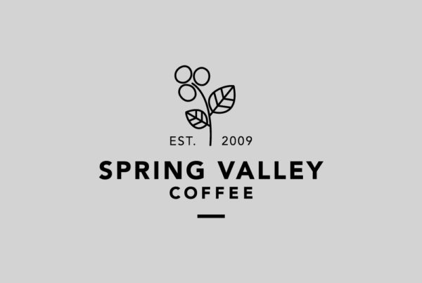 Spring Valley Coffee Logo